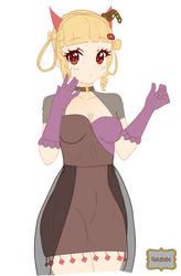 introducing, Mochizuki Umeko!