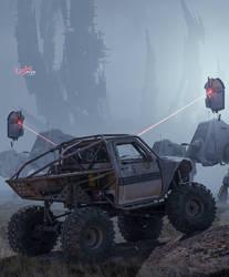 Patrol II (Alien Series)