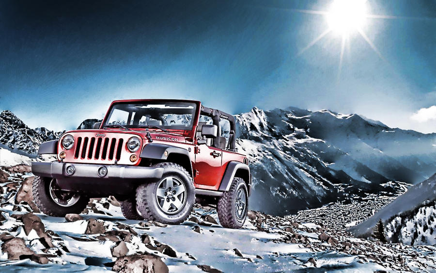 Jeep Car Images Hd: Jeep Wallpaper HD By Lazo-Ironman On DeviantArt