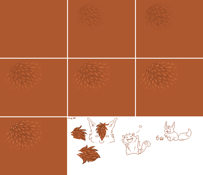 MS Paint fur tutorial by Maquenda