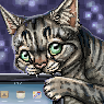 Pixel icon commission Kufky by Maquenda