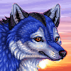 Pixel Avatar Commission Freewolf7 by Maquenda