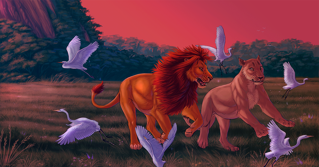 Salvus by Maquenda