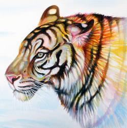 Ecoline Tiger by Maquenda