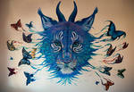 Mural Painting Finished by Maquenda