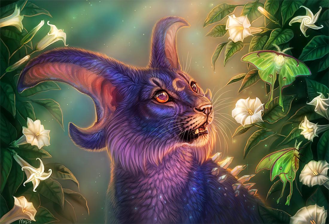 Luna Somnium by Maquenda