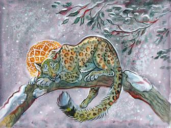 Amur Dreams by Maquenda