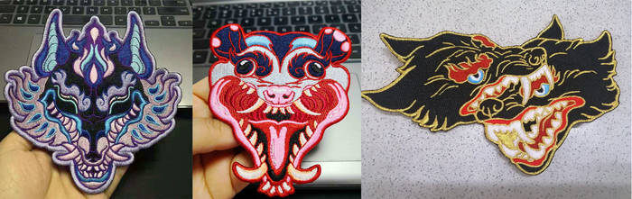 Patches PRE-ORDER