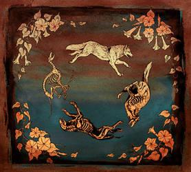 Run Wolf Warrior