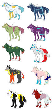 Cheap Canine Adopts