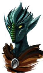 Alien ll painting training ll by studiotast