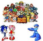 Smash Remix Final Roster