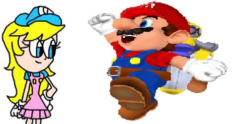Mario You're Welcome