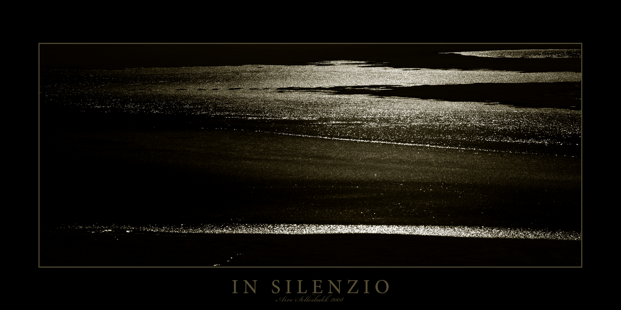 In Silenzio by Mr-Frenzy