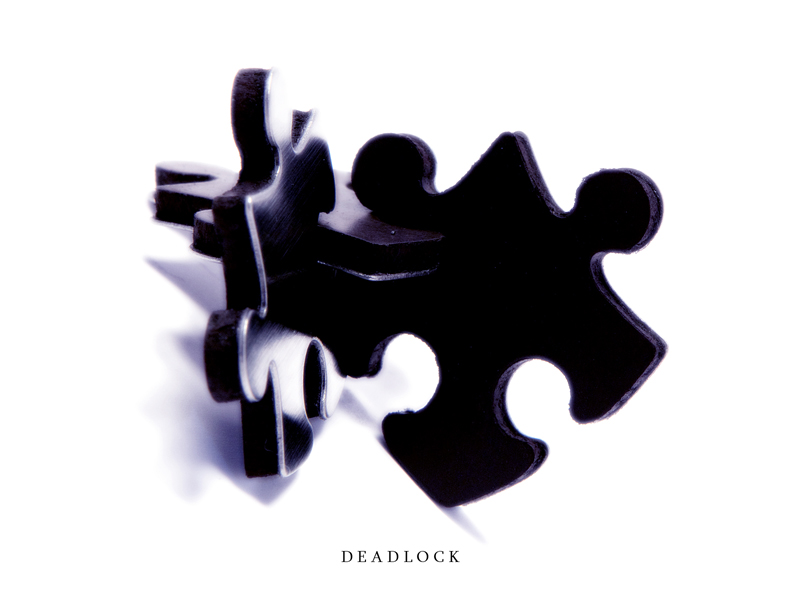 Deadlock by Mr-Frenzy