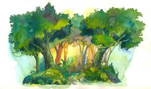 Forrest by Sunnydew