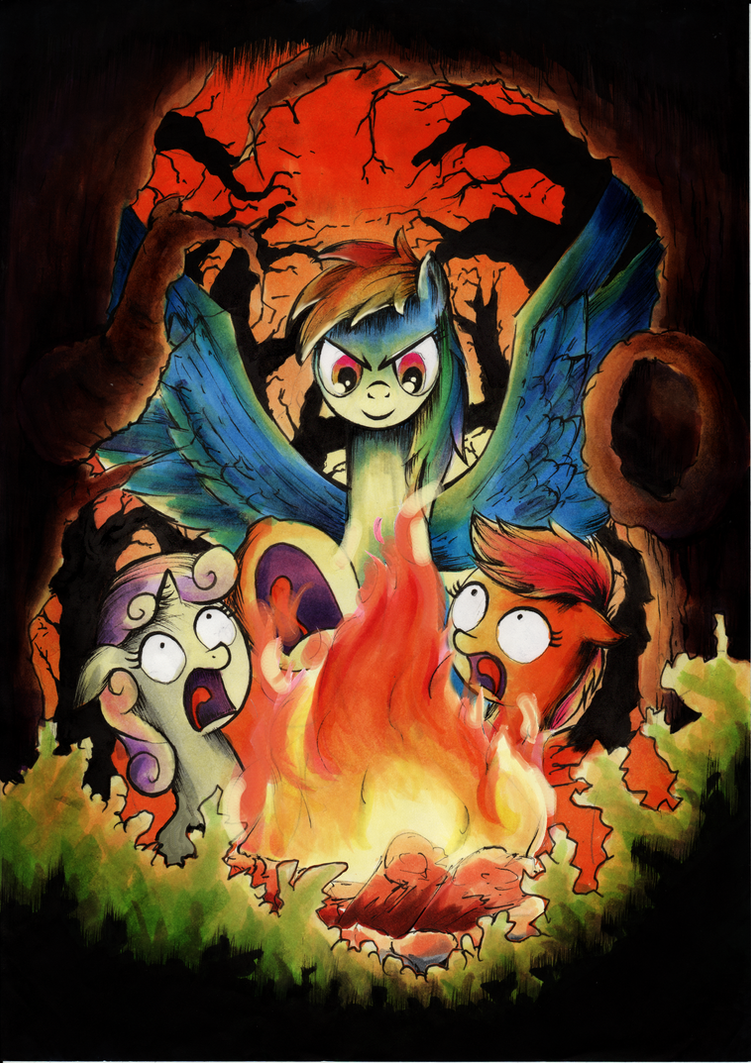 Pleasant Tales to Share with Friends by ECMonkey