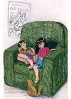 After the Fairytale: Twins by Joellehart