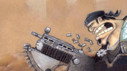 Gears of War Entry