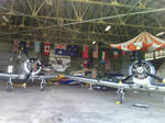 Caboolture Air Museum - Hanger