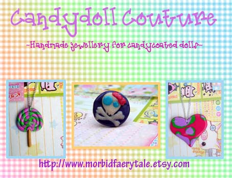 CandyDoll Couture Advert by morbidfaerytale