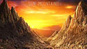 Sun Mountains by Pincons