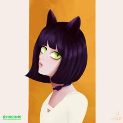 Catty Girl