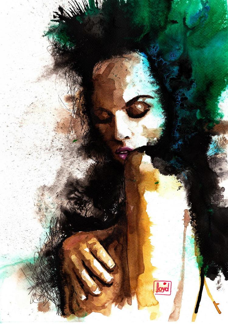 Alexis by lloyd-art