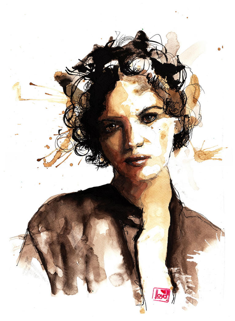 Caroline by lloyd-art