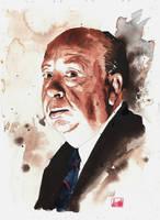 Hitchcock by lloyd-art