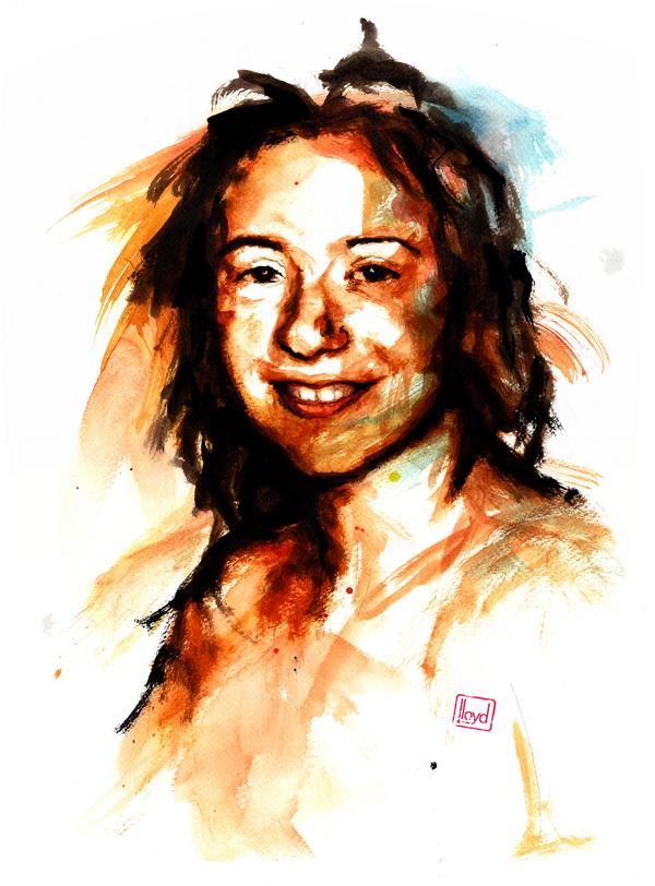 Julia by lloyd-art