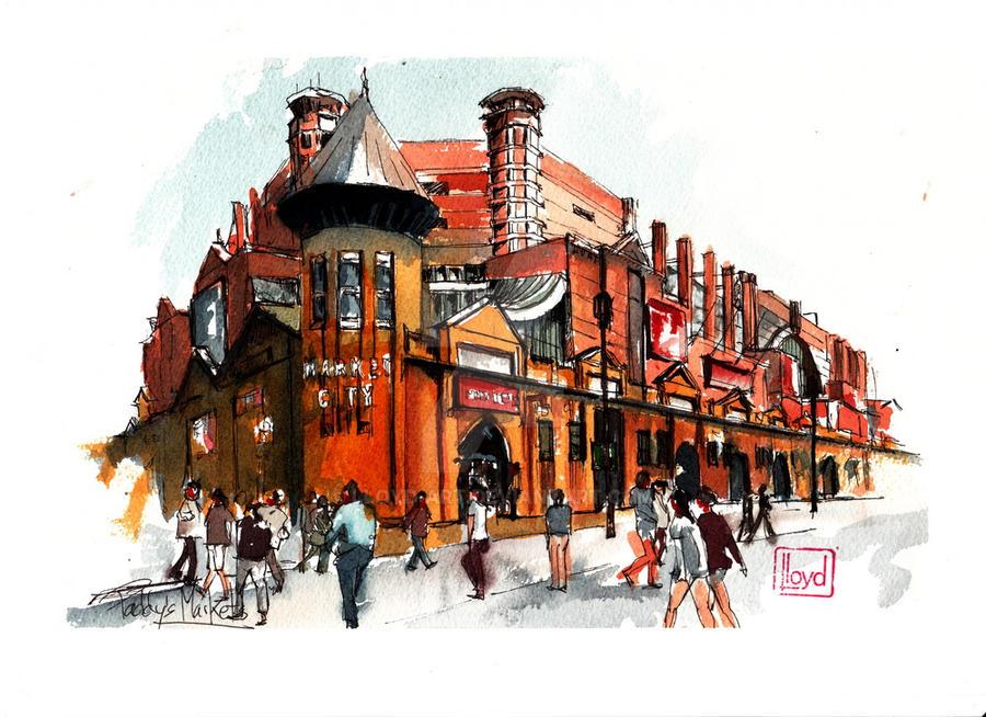 Paddy's Market by lloyd-art