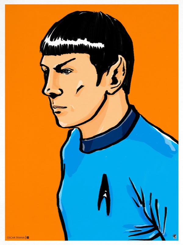 Spock-2011 by elfantasmo
