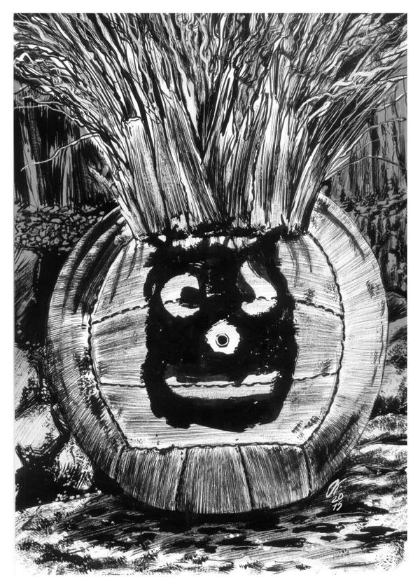 Wilson [Cast Away] #reto1draw by elfantasmo