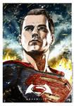 Batman V Superman - Superman Poster