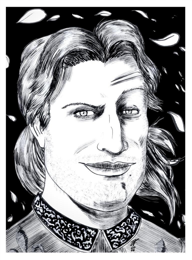 Prince charming shrek drawing