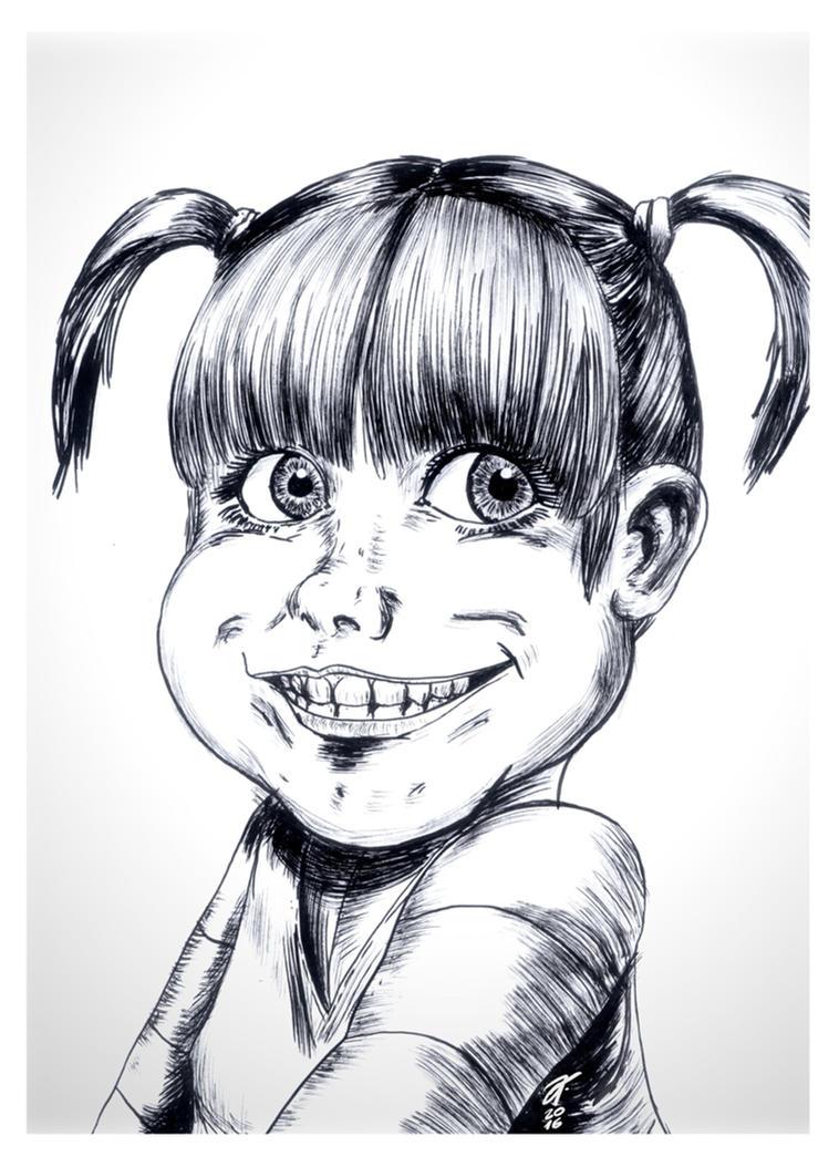 Angelica Pickles #reto1draw by elfantasmo