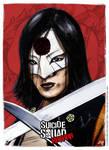 Katana - Suicide Squad poster