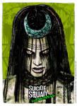 Enchantress - Suicide Squad Poster