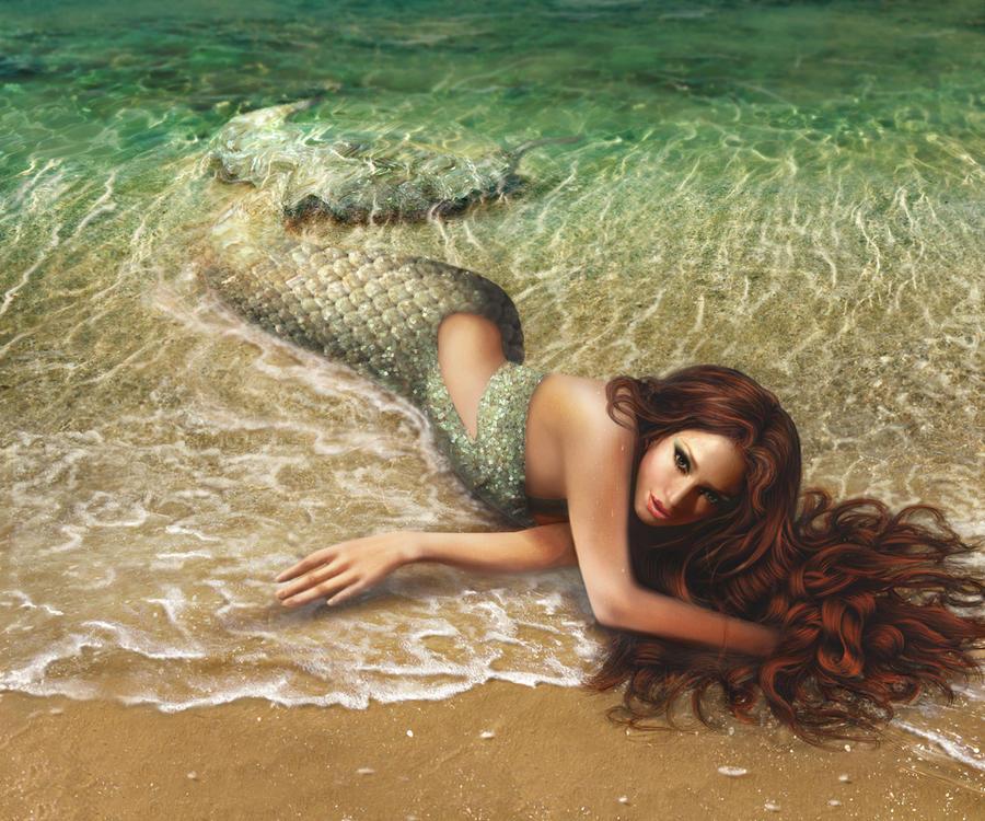 Death of a siren by Todaviia