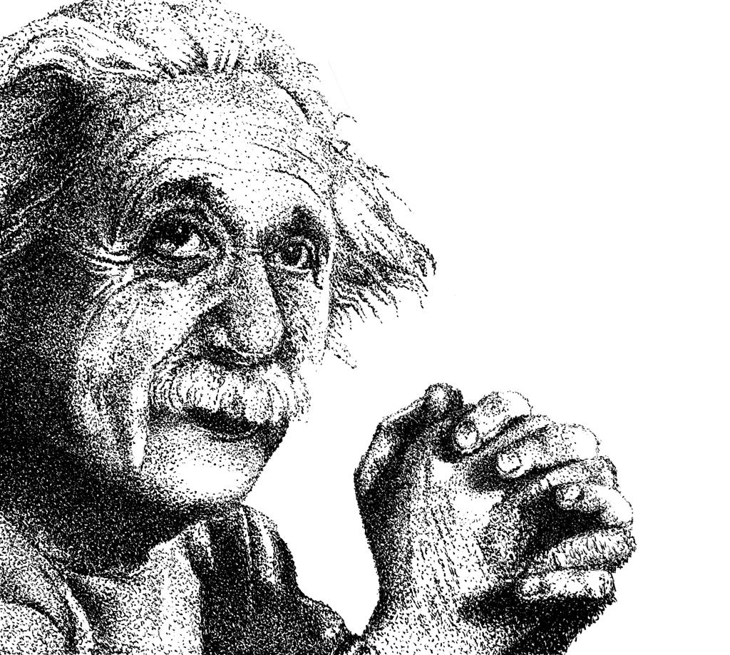 Einstein by Todaviia