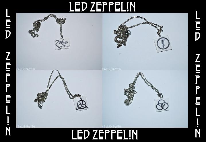 Led Zeppelin Symbols Meanings Classic Rock Led Zeppelin Untitled