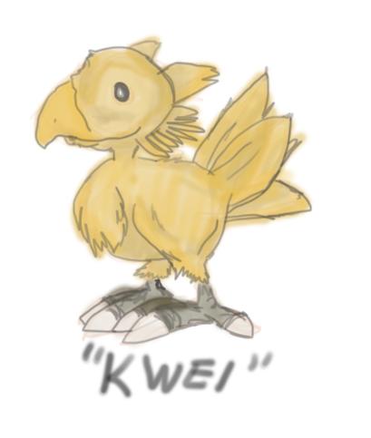 Kweh/Kewi by Mizra
