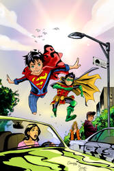Super Sons by Aitolu