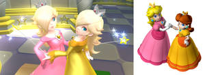 Is rosalina lonely