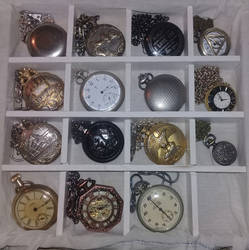 My pocket watch collection #5