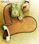 broken heart by gabriell332