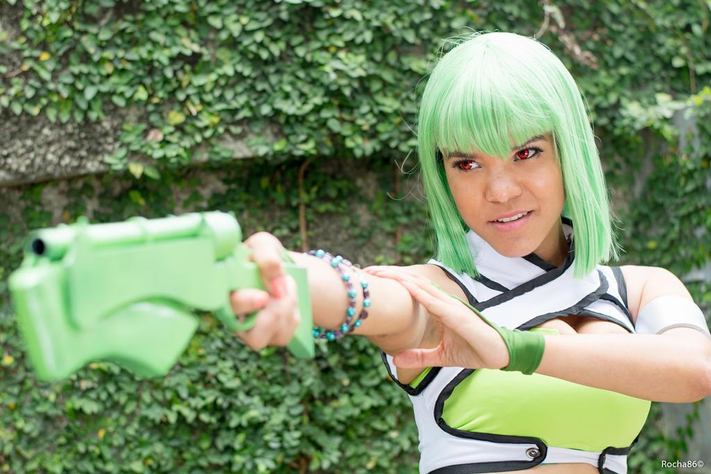 Emerald Sustrai - RWBY by rocha86