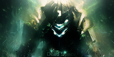 Dead Space by Pur3-Designs