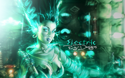 Electric by Pur3-Designs